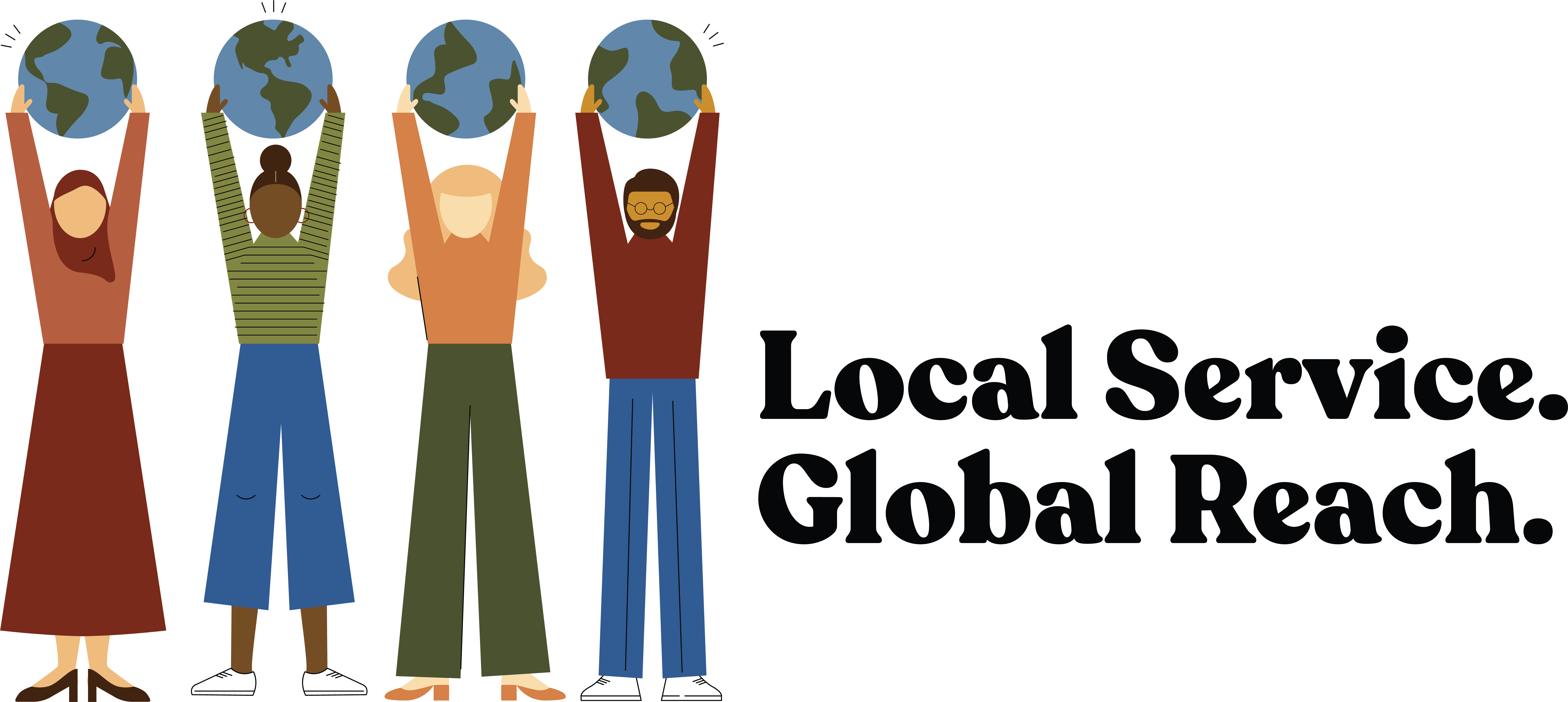 Local Service. Global Reach.